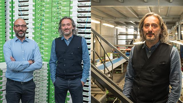 L'orizzonte si apre ad un'ampia gamma di frutta con l'arrivo di Pier Giovanni Rossi, nuovo Sales Manager
